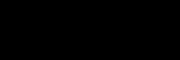 Pepeho čokolády - logo černé